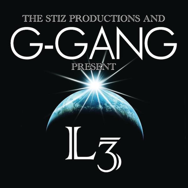 G'd Up Clique – Legendary 3