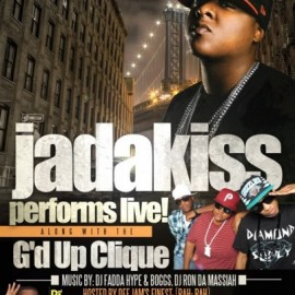 G'd Up Clique Opens For Jadakiss
