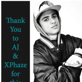 X-Phaze gets love from Models Mania magazine