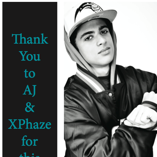X-Phaze in Models Magazine