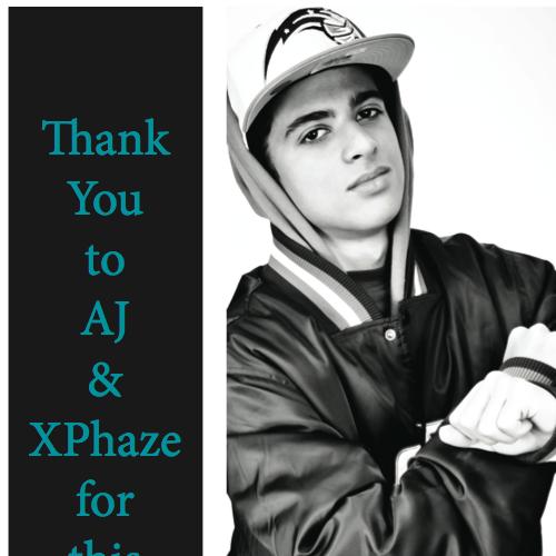 X-Phaze in Models Magazine