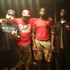 New Jersey Hip-Hop Legends in the Building
